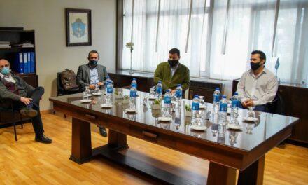 Martínez se reunió con la Federación de Cámaras de Empresas del Sector Energético