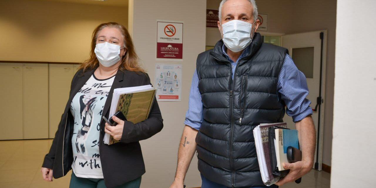Peressini-Bonotti y un proyecto de interés contra la fibrosis quística