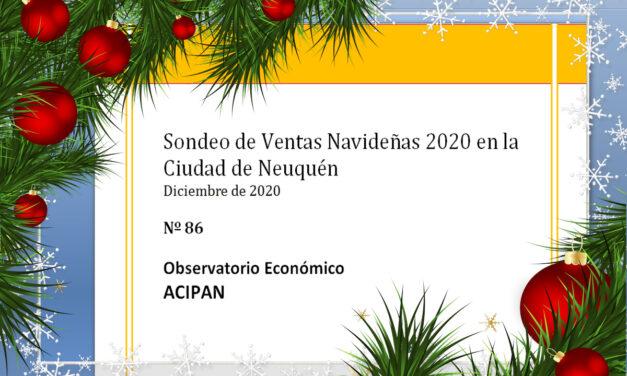 ACIPAN: El resultado fue una disminución de Ventas en Navidad