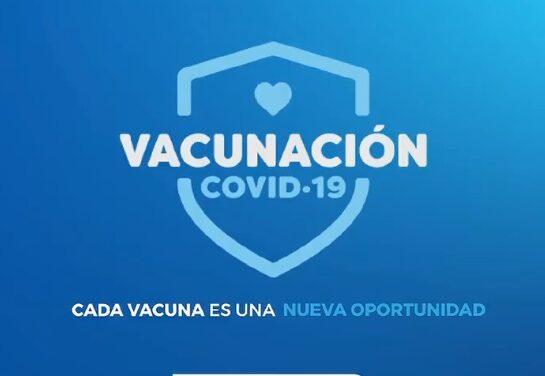 Vacuna Sputnik V: llegan 100 dosis a la Comarca