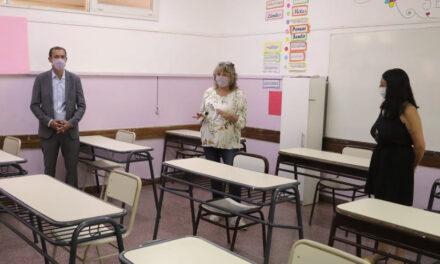 La vuelta a clases en Neuquén será de manera alternada