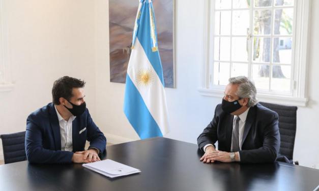 Darío Martínez:»quiero pedirles extremen los esfuerzos para encontrarse y resolver con el diálogo este conflicto».